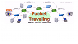Packet Traveling